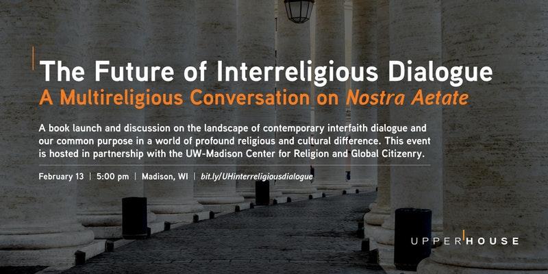 The Future of Interreligious Dialogue graphic