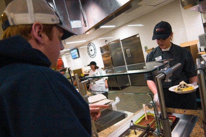 UW Dining Hall Staff