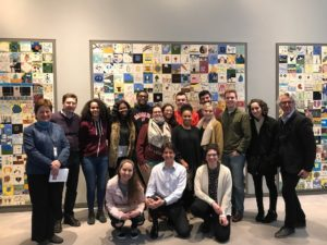 Necessity of Now Seminar at the US National Holocaust Museum