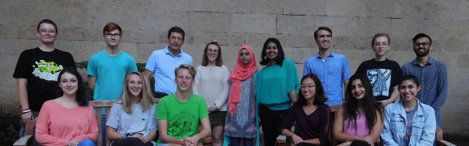 2018-2019 Interfaith Fellows