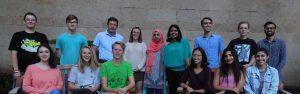 2018-2019 Interfaith Fellows