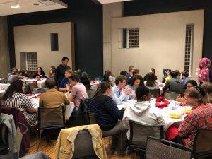 Interfaith Dinner at UW Hillel