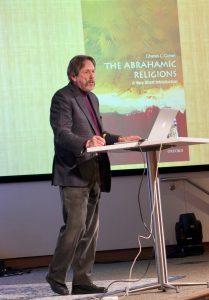 Dr. Cohen speaks at UpperHouse on Feb 5